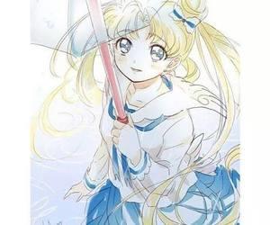 sailor moon and usagi image