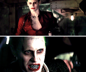 jared leto, joker, and movie image