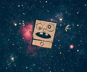 bob esponja, galaxy, and bob image