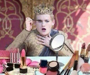 game of thrones, funny, and joffrey image