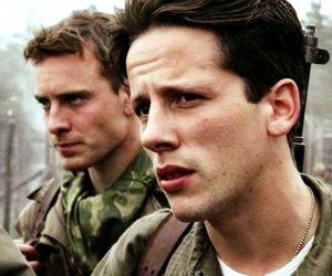 Band of Brothers, concentration camp, and joe liebgott image
