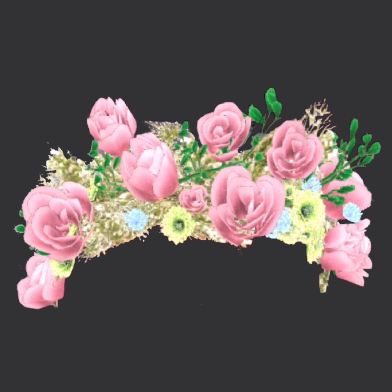 The new flower crown thingy on snapchat no creds required but it the new flower crown thingy on snapchat no creds required but it would be nice to see what you make lol izmirmasajfo