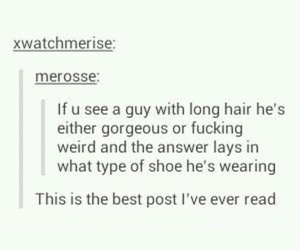 funny, tumblr, and guy image