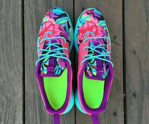 color and nike image