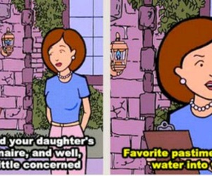 Daria, true, and quote image