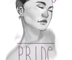 bisexual, pride, and tumblr image