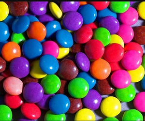 colors, smarties, and color image
