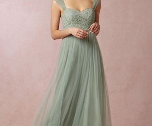 vintage bridesmaid dress and straps bridesmaid dress image