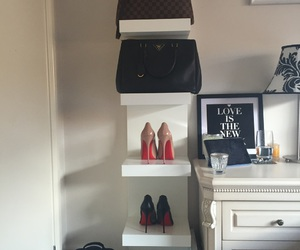 bedroom, boots, and brands image