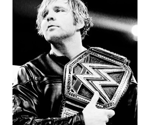 wwe champion, wwe superstars, and dean ambrose image