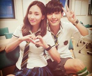 couple, korea, and sweet image