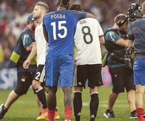 pogba, football, and france image