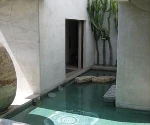 design, home, and pool image