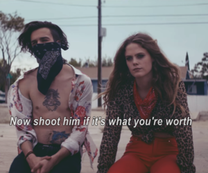 the 1975, robbers, and music image