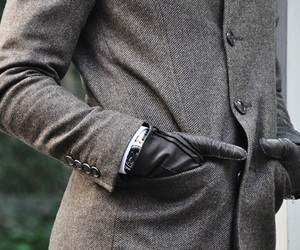 fashion and gloves image