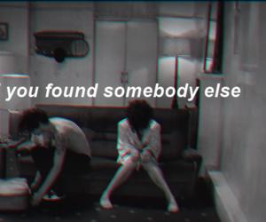 somebody else, the 1975, and Lyrics image