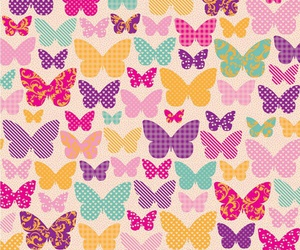 Alas, mariposas, and colores image
