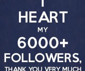 followers, i, and love image