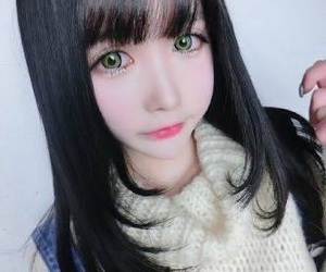 beautiful, cool, and cute girl image