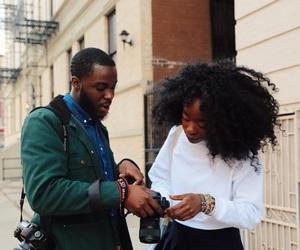 black, black people, and camera image