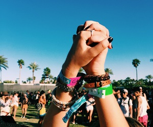 best friend, friendship, and holding hands image