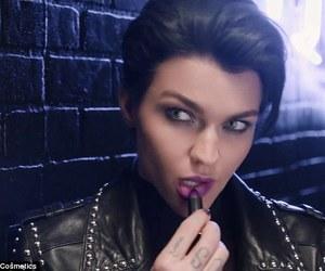 australia, lipstick, and magazine image