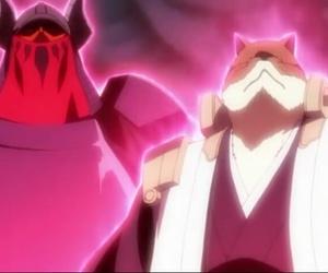 anime, bleach, and komamura image