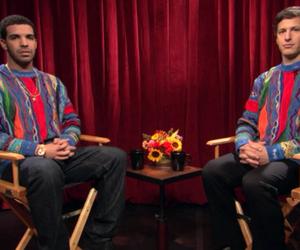 Drake, andy samberg, and snl image