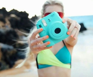 bikini, fun, and aspyn ovard image