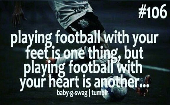 football, soccer, and heart image