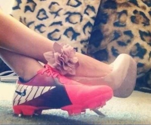 soccer, heels, and football image