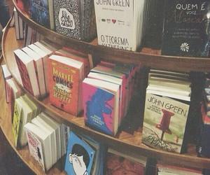 book, john green, and vintage image