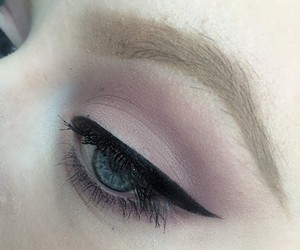 beauty, doll, and eyeliner image