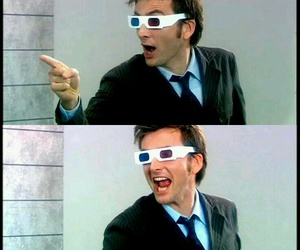 doctor who, funny, and ten image