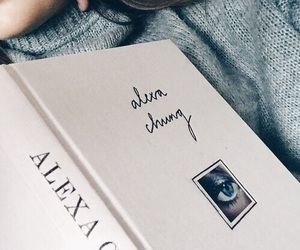 book and alexa chung image