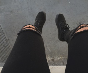 aesthetics, skinny jeans, and tumblr image