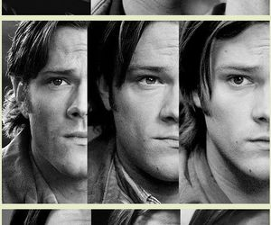 supernatural and sam winchester image