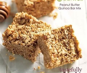 peanut butter, snacks, and bars image