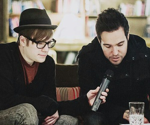 fall out boy, music, and patrick image
