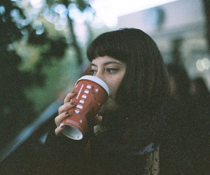 girl, indie, and vintage image