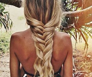 fashion, hair, and ❤ image