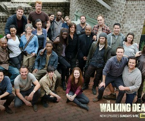 the walking dead and season 6 image