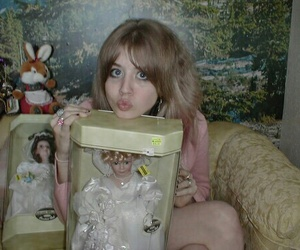 allison harvard and doll image