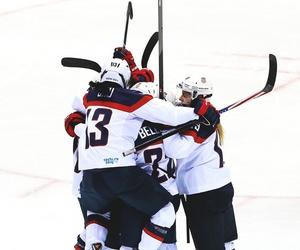 hockey, women, and team usa image