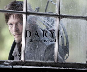 badass, norman reedus, and tv show image