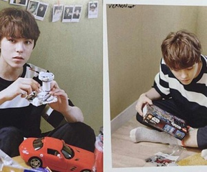 17, Seventeen, and hansol image