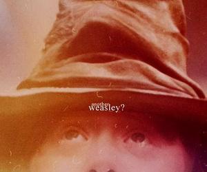 weasley, harry potter, and ron weasley image