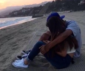 boy, couple, and cute image