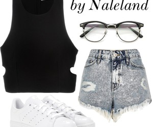adidas, new york, and Polyvore image