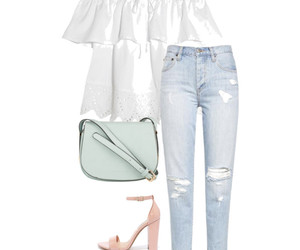cozy, fashion, and heels image